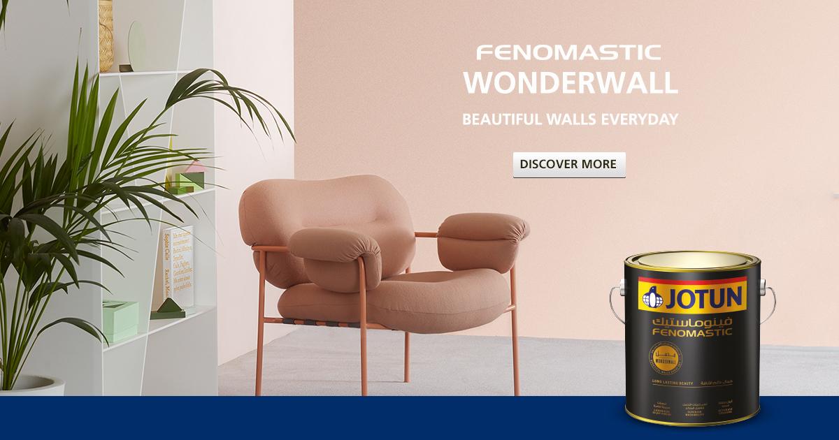 Jotun Fenomastic Wonderall | Jotun Colour Trends
